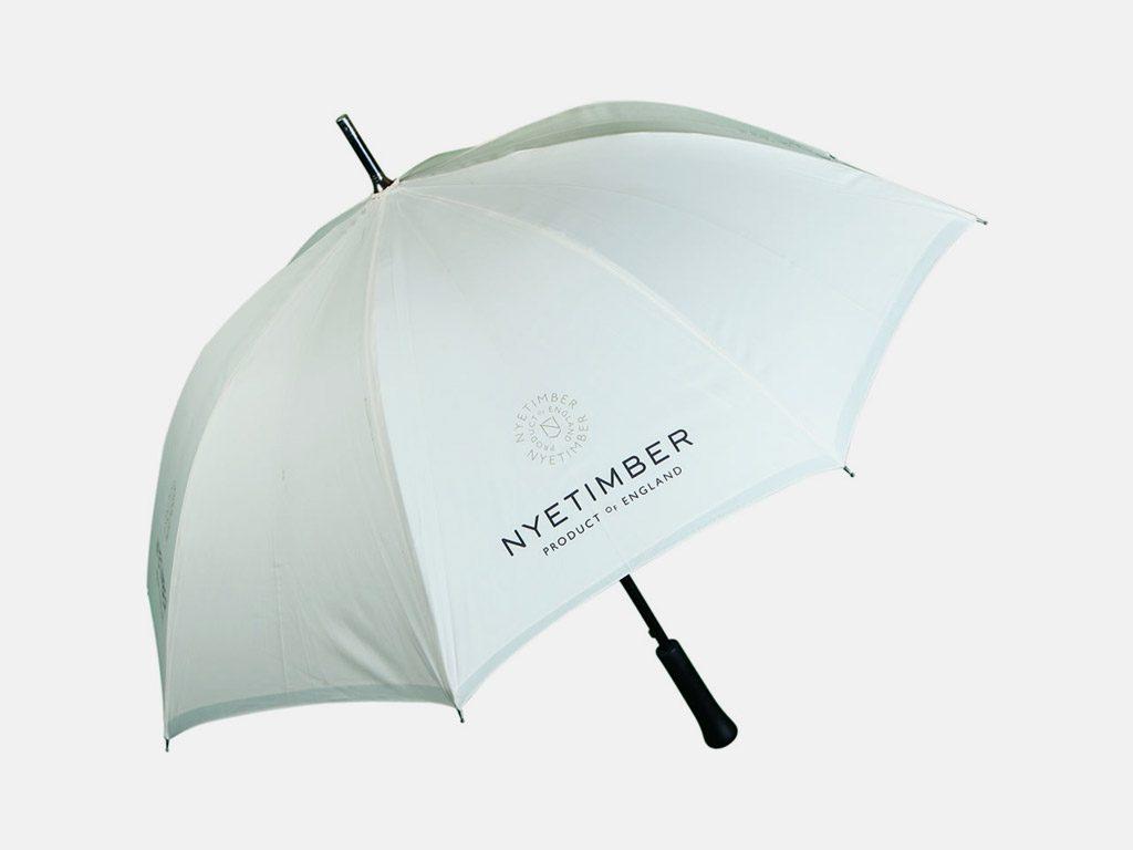 Nye Timber umbrella print