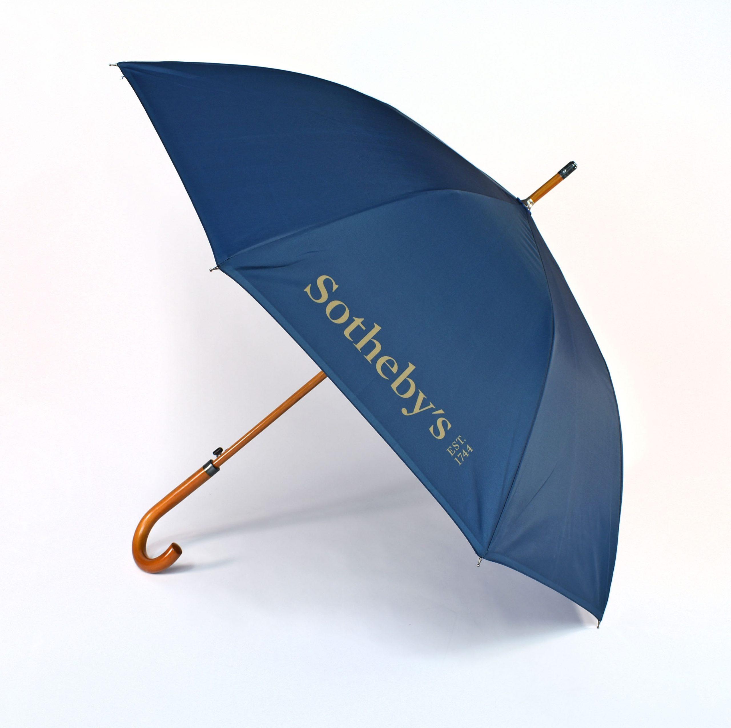 Sotherbys Branded Umbrella