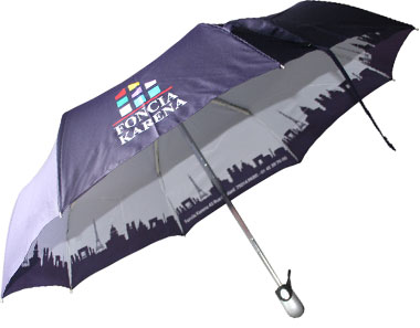 Foncia Printed Umbrella