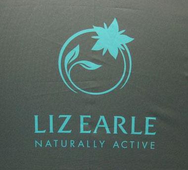 Liz Earle Printed Umbrella