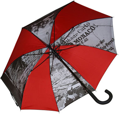 Monaco Internal Print Umbrella