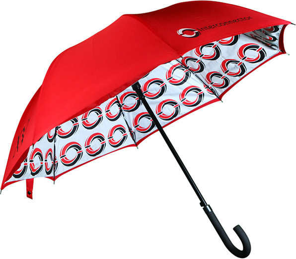 Printed City Walking Umbrellas