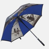Photo print on umbrella