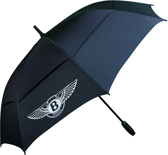 Umbrella with Logo Print