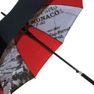 Photo print on umbrellas