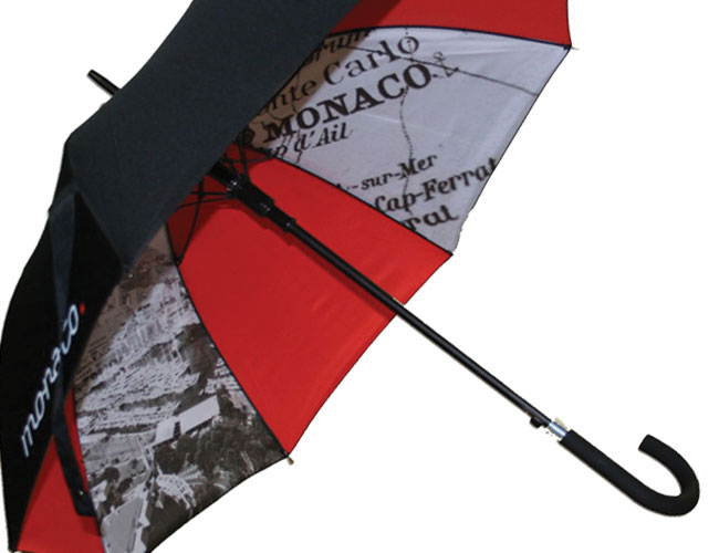 Photo print on umbrellas