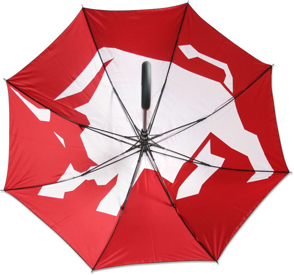 Custom design umbrella with special effects