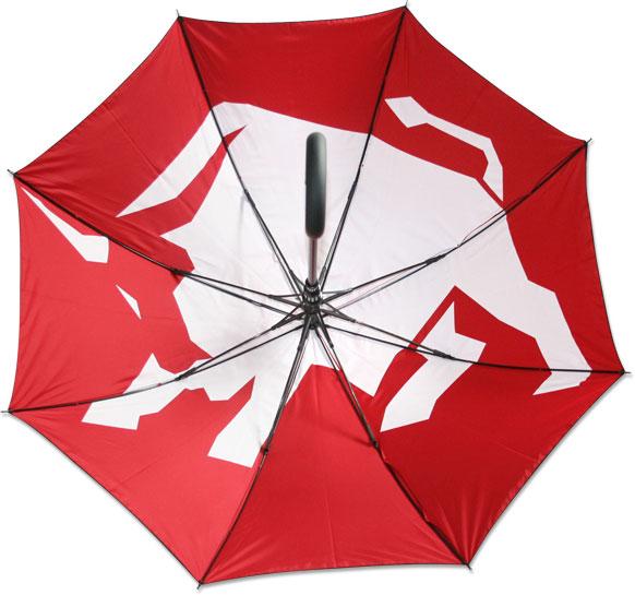 Custom design umbrella with special effects