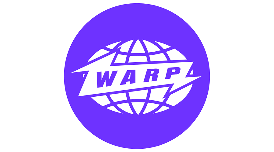Warp Records Logo