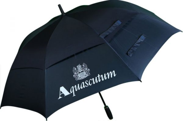 Umbrella Design Options printed vented umbrellas
