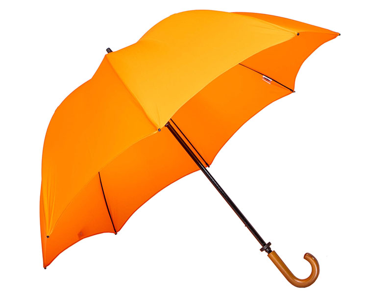 City Walker Adapt orange Umbrella