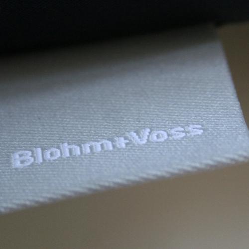 Elegant Label on Umbrella Sleeve